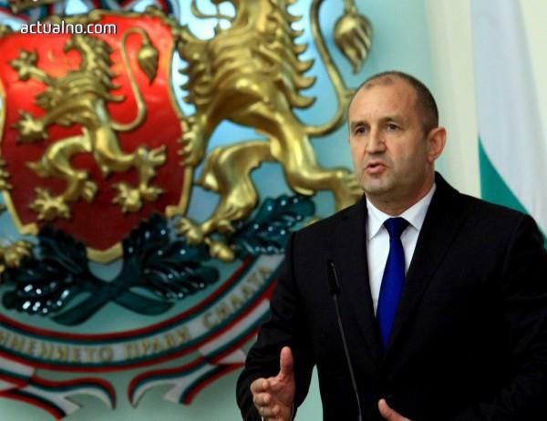 Румен Радев: Независимостта е нагледен пример за това как българският народ може да бъде господар на съдбата си