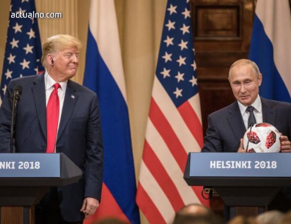 Тръмп подписа указ, позволяващ санкции в случай на намеса в изборите
