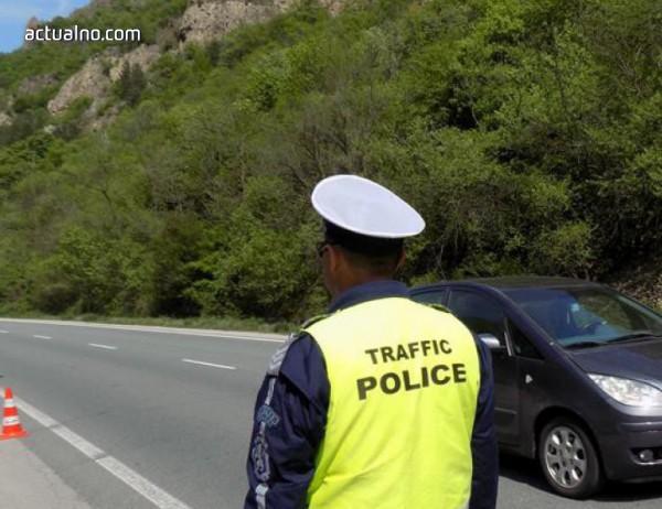 МВР установи 614 нарушения по пътищата по време на спецоперация (ВИДЕО)