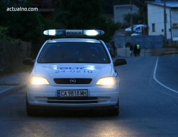 Дрогиран шофьор блъсна седем коли в София