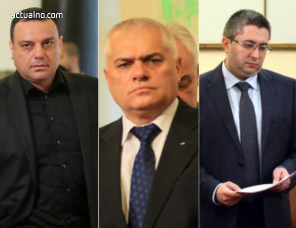 Нанков, Московски и Радев отново са депутати