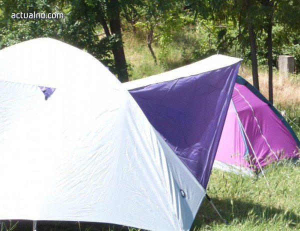 """Деца ще спят на палатки в безплатно """"Училище сред природата"""""""
