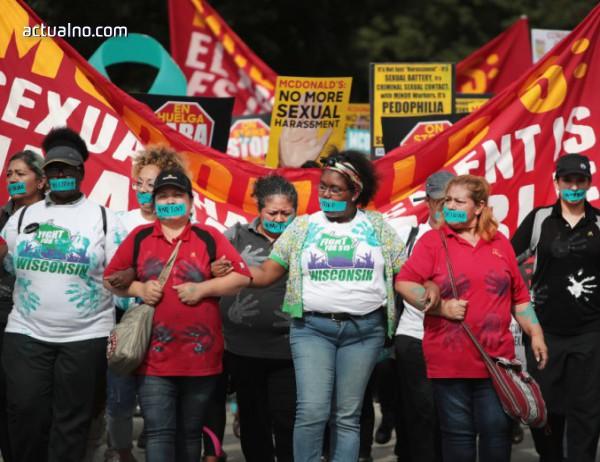Стачка на служители на McDonald's в САЩ - заради сексуален тормоз