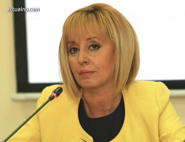Мая Манолова: ВиК дружествата нямат интерес да отчитат реалното потребление