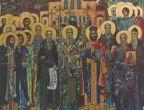 Страдание на светите 45 мъченици, пострадали в арменски Никопол