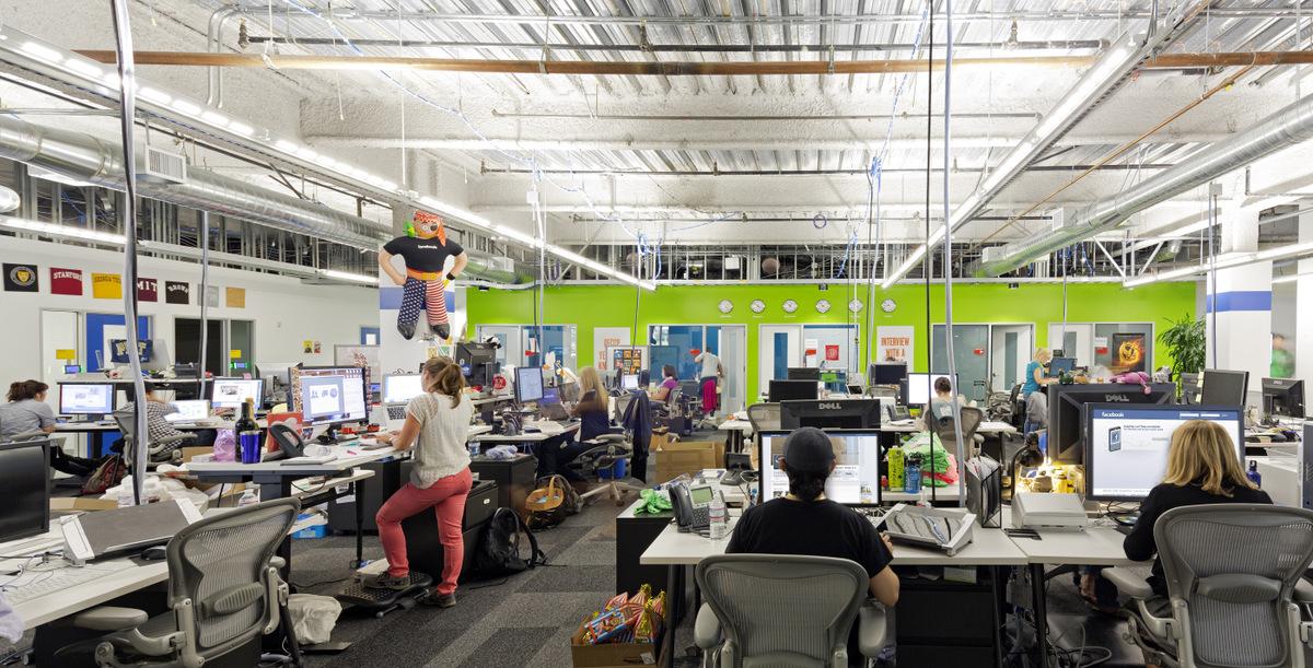 92833f5d89 - Facebook HQ (headquarters)