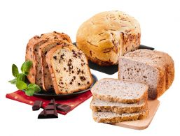 Вкусен козунак с хлебопекарната Moulinex Nutribread