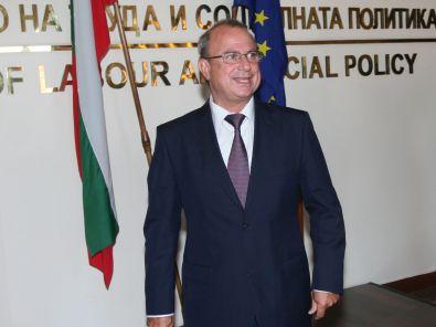В МВР и МП няма да пада броят заплати при пенсиониране, успокои Христосков