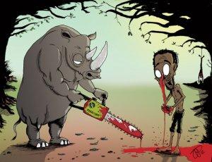 16 безмилостни илюстрации показват какво правим с животните
