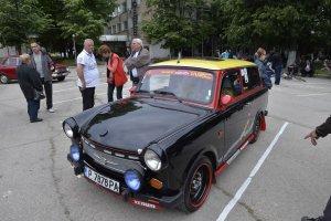 Ретро автомобилно шоу в Кубрат