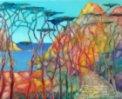 Запомнящите се платна на романтичния художник Веселин Ненков