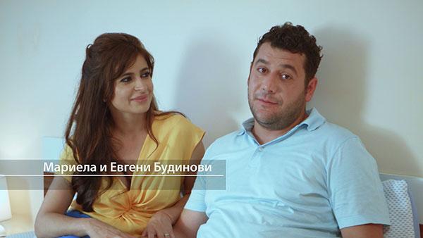 реклама на матраци дормео Защо Мариела и Евгени Будинови се будят щастливи сутрин? реклама на матраци дормео