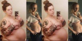 Майки показват как изглеждат телата им след раждането...