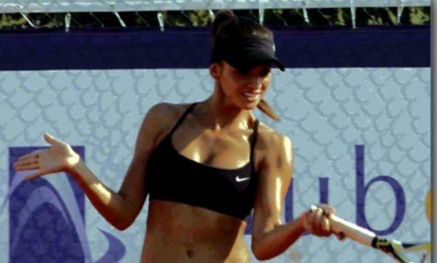 Ани Вангелова - секссимволът в българския тенис