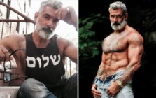 Секси възрастни мъже