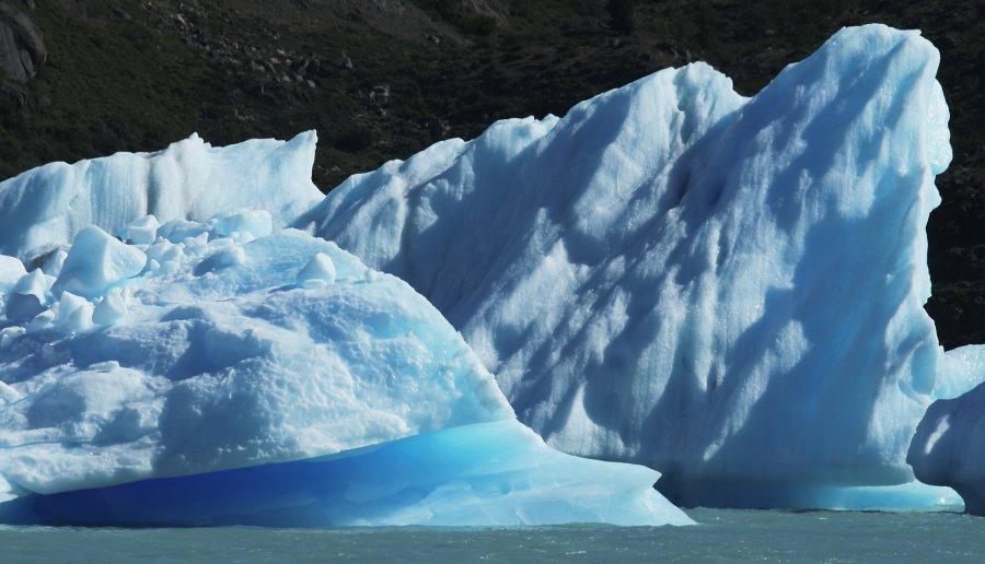 Глобалното затопляне топи ледниците в Los Glaciares