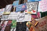 Половин милион души участваха в марша за правата на жените