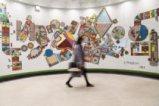 Мозайките на Едуардо Паолоци в лондонското метро