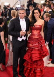 Стилът на Амал Клуни