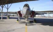 Учения на изтребителя F-35 в Hill Air Force Base, САЩ