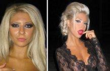 Вижте колко се е променила Андреа в последните 10 години