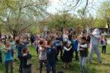 Детски усмивки озариха Ивайловград на Великден