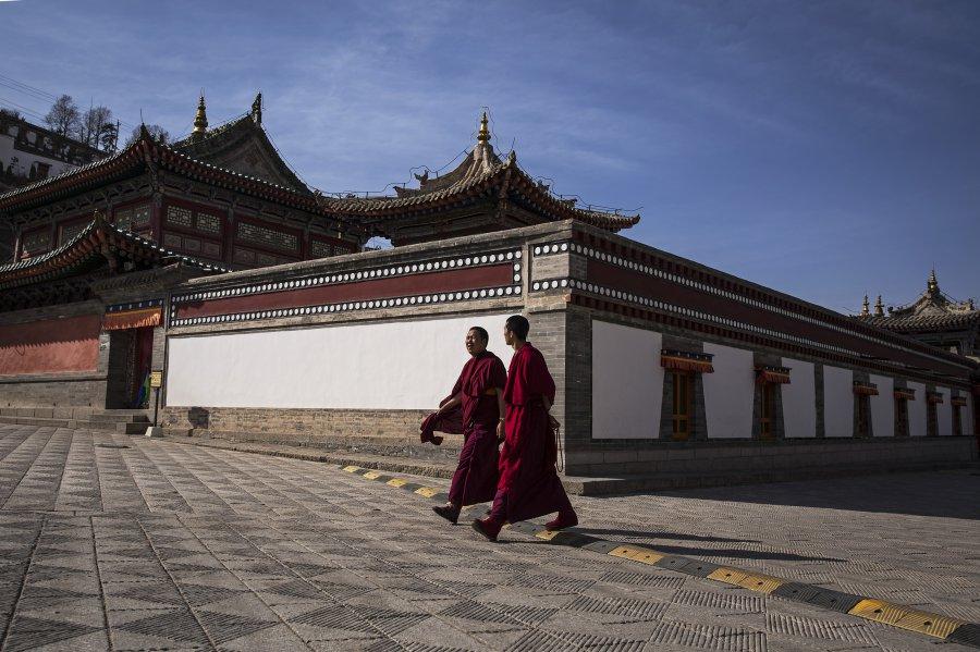 Будитският храм Кумбум