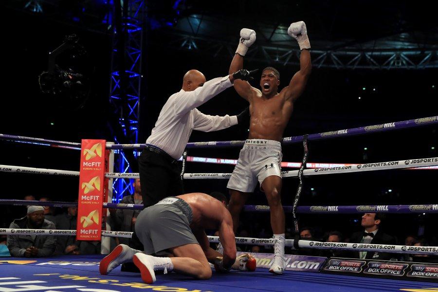 Новият крал в бокса