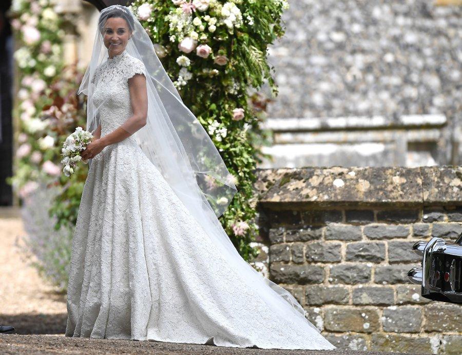 Пипа Мидълтън се омъжи