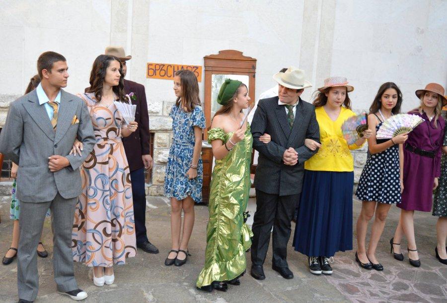 Ретро модата оживя в Ивайловград
