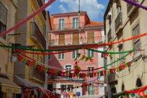 Разходка из цветния Лисабон