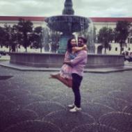 Снимки от лятната ваканция на Наталия Кобилкина