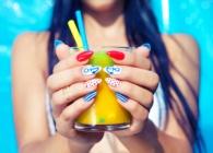 Идеи за летен маникюр