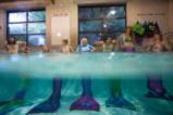 Училище за русалки отвори врати в Бърнмаут, Великобритания