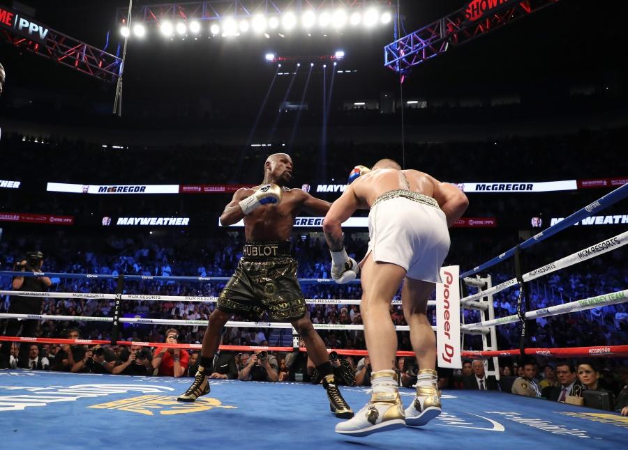 Битката на годината - Флойд Мейуедър срещу Конър МакГрегър