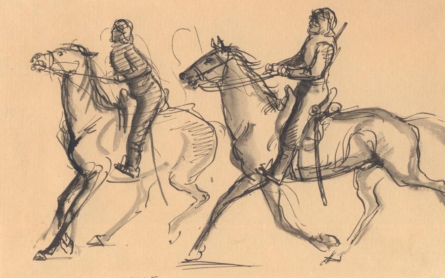 70 + 1 непознати рисунки от Илия Петров