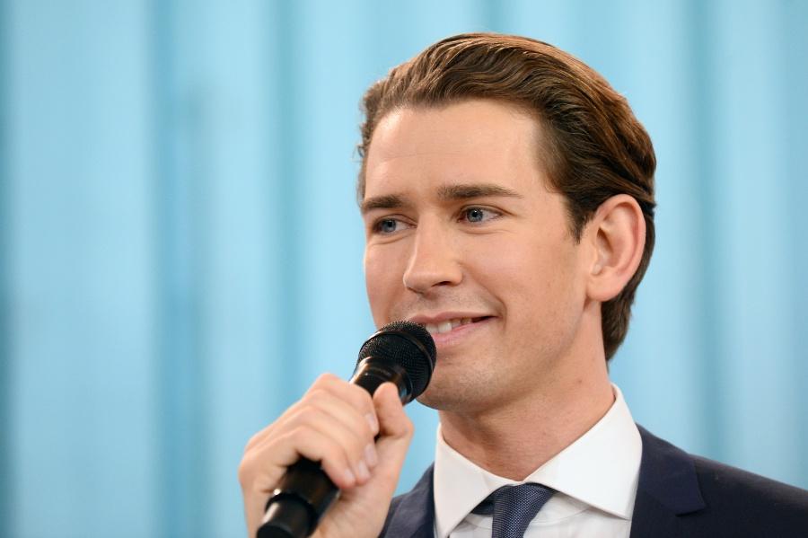 Най-младият лидер в Европа - Себастиан Курц