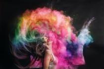 Цветна експлозия