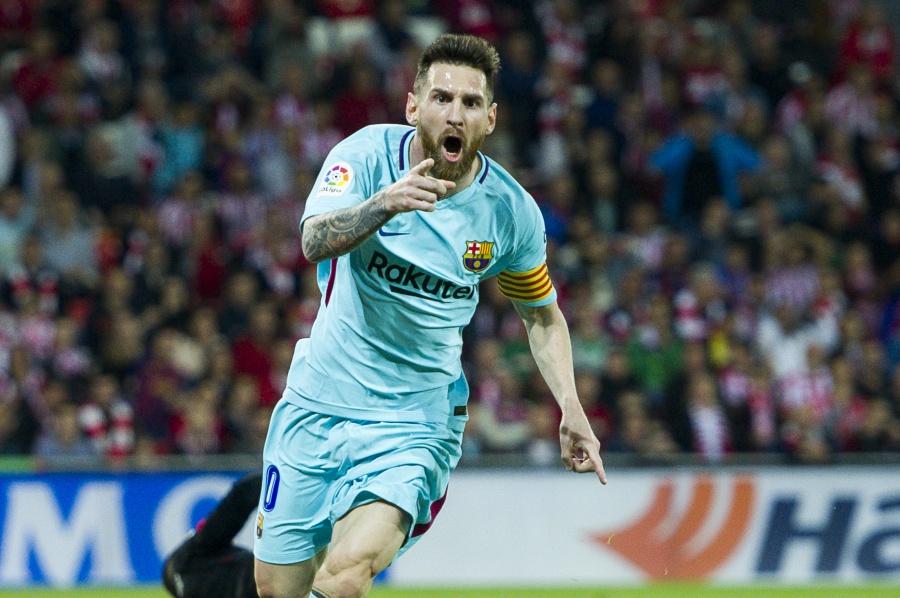 Топ 10: Най-резултатните футболисти в света за 2017 година