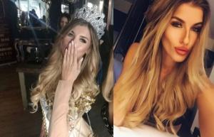 Снимки на новата Мис България Тамара Георгиева