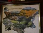 Цветан Кавраков рисува с пясък