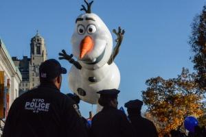 Парад за Деня на благодарността в Ню Йорк