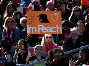 Шествия за правата на жените срещу Тръмп