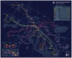 Вижте линиите на нощния градски транспорт в София