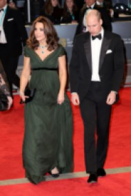 Стилът на бременната Кейт Мидълтън