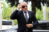 Валентин Радев сложи черна превръзка на окото си
