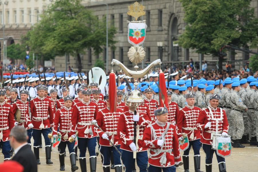 Военен парад по случай Деня на българската армия