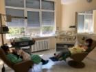 Кенгуру грижата помага на преждевременно родени бебета