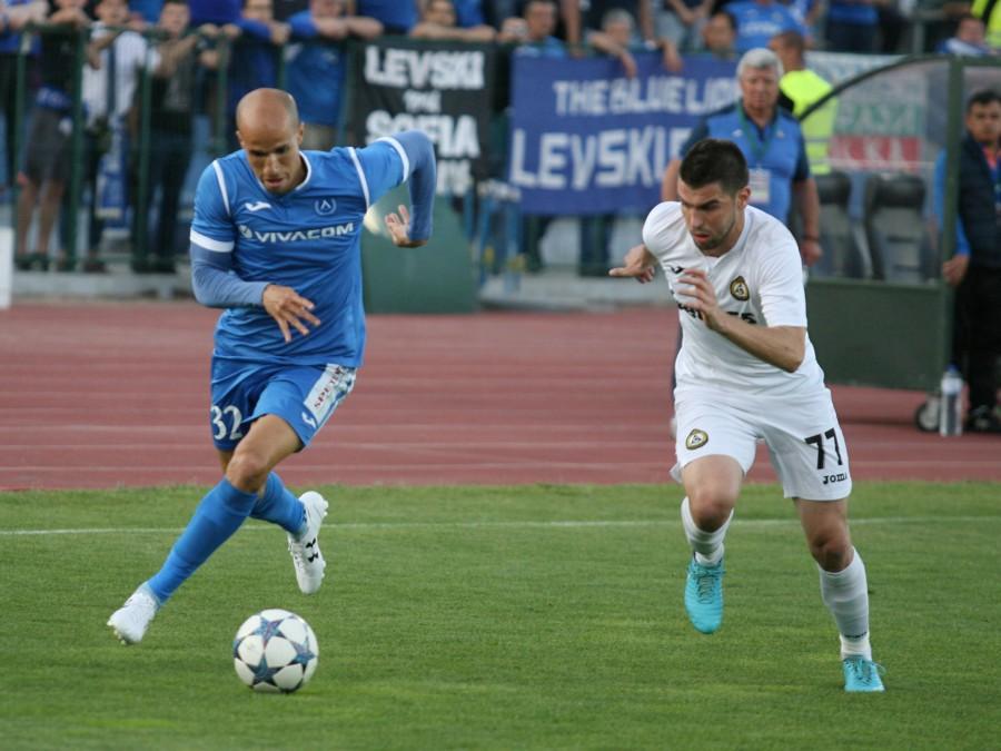 Левски изора терена, но не успя да победи Славия