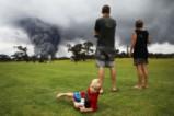 Селфи пред изриващия вулкан
